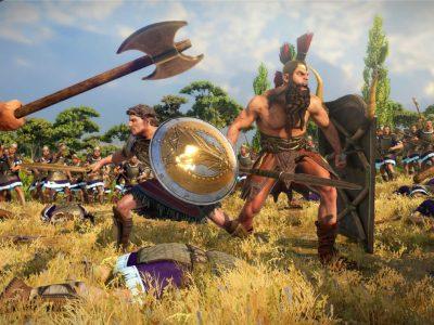 A Total War Saga Troy Ajax & Diomedes Dlc Announcement