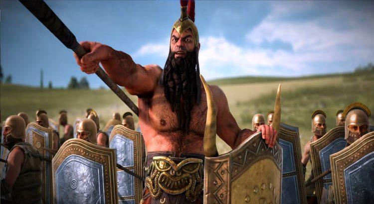 A Total War Saga Troy Ajax & Diomedes Dlc Announcement 1