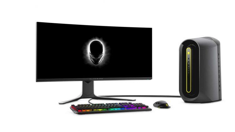 Alienware Aurora R10 Gaming Desktop Ecosystem Image