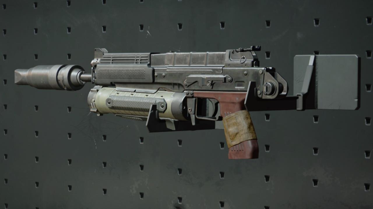 Black Ops Cold War Bullfrog Gunsmith