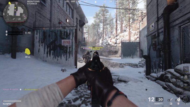Black Ops Cold War Diamatti Gameplay