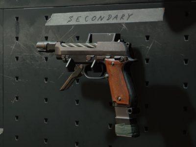 Black Ops Cold War Diamatti Gunsmith