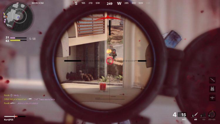 Black Ops Cold War M82 Preaim