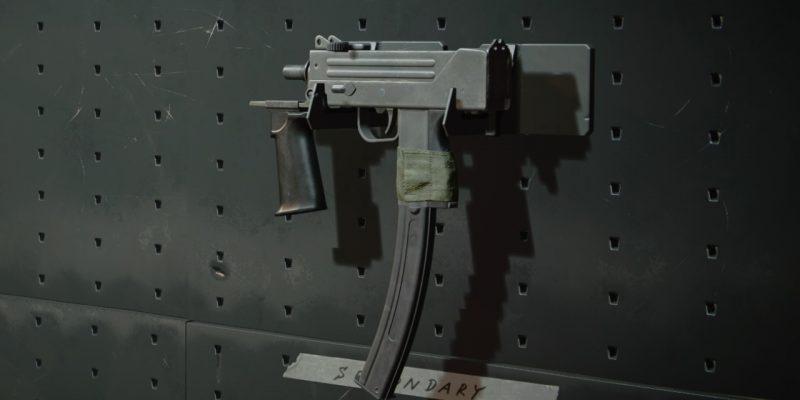 Black Ops Cold War Mac 10 Gunsmith