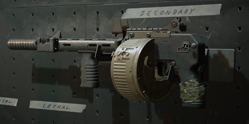 Black Ops Cold War Streetsweeper Gunsmith