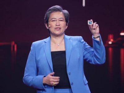 CES 2021 AMD Zen 3 Mobile Processors