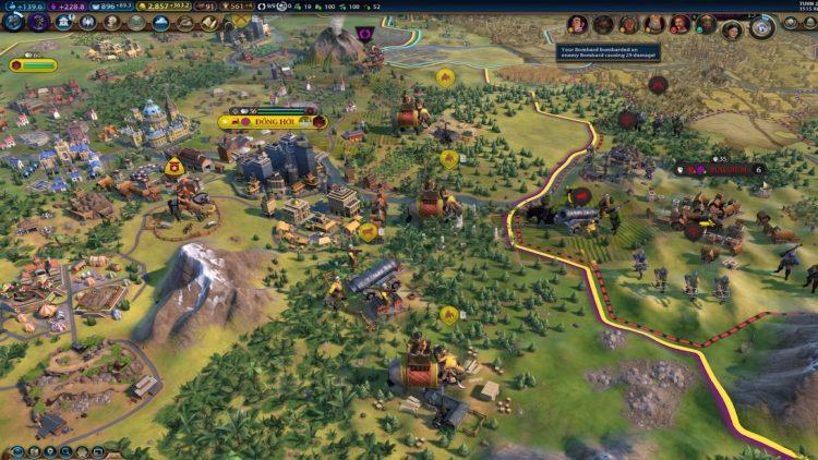 Civilization Vi New Frontier Pass Vietnam Lady Trieu Reveal 1a