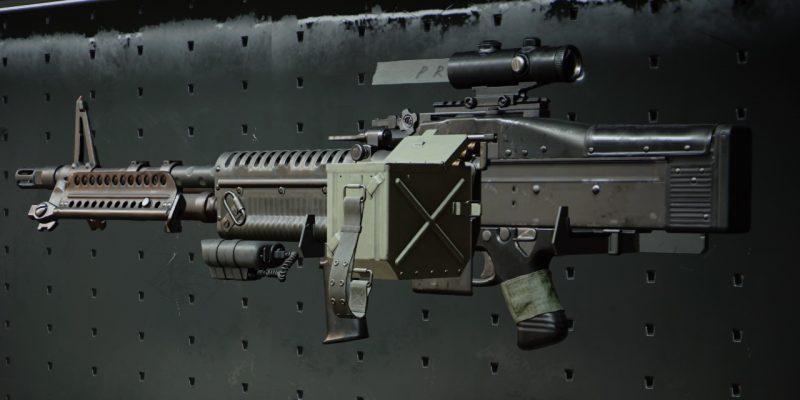 Cod Black Ops Cold War M60 Gunsmith