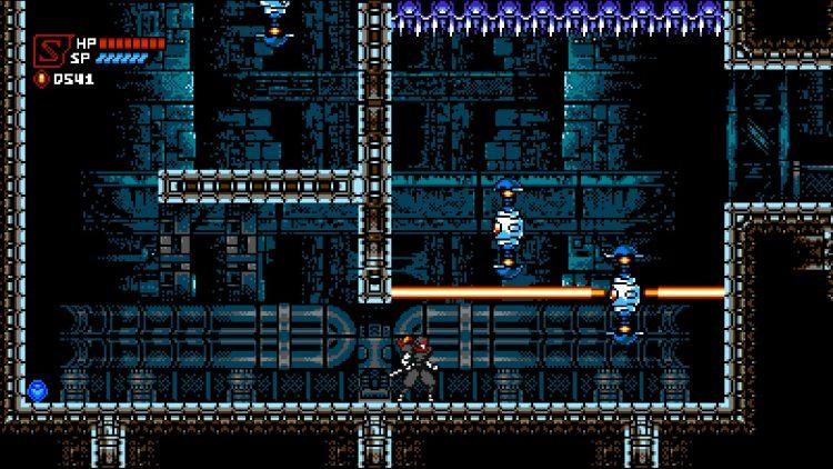 Cyber Shadow 11