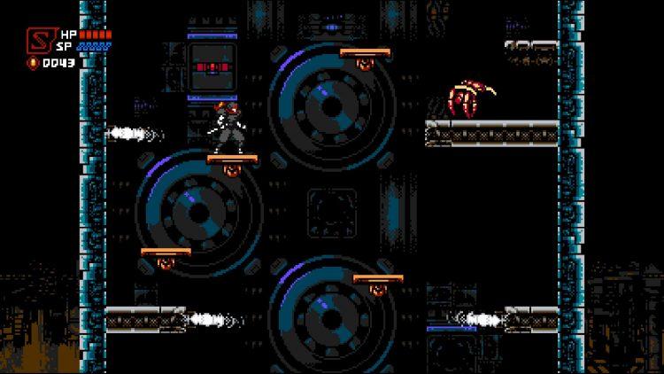 Cyber Shadow 9