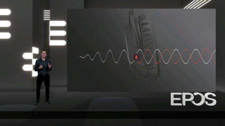 Epos Active Noise Cancellation