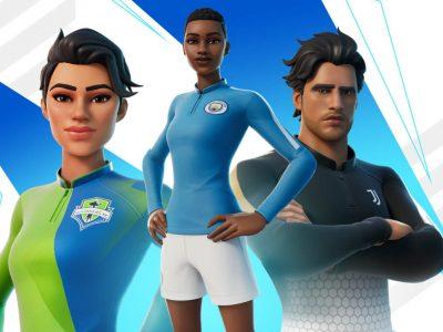 Fortnite soccer teams