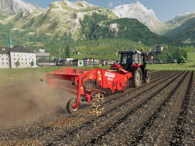 Farming Simulator 19 Grimme Expansion 2