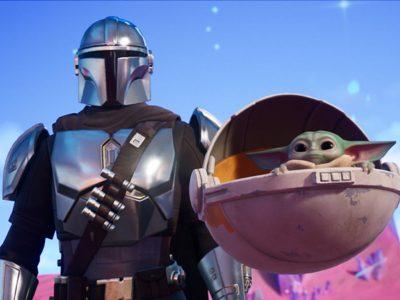 Fortnite Baby Yoda Back Bling