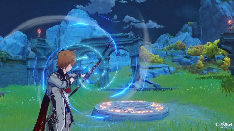Genshin Impact Lost Riches Day 2 Special Treasure Location 2e