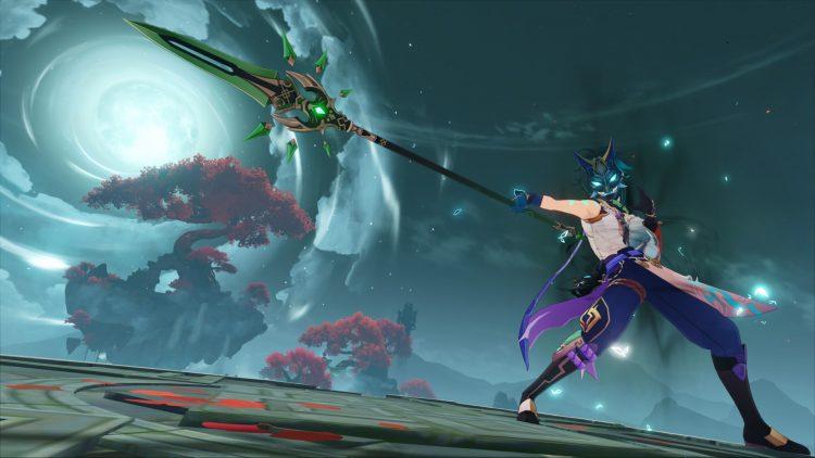 Genshin Impact Version 1.3 Xiao Lantern Rite All That Glitters Announcement 2