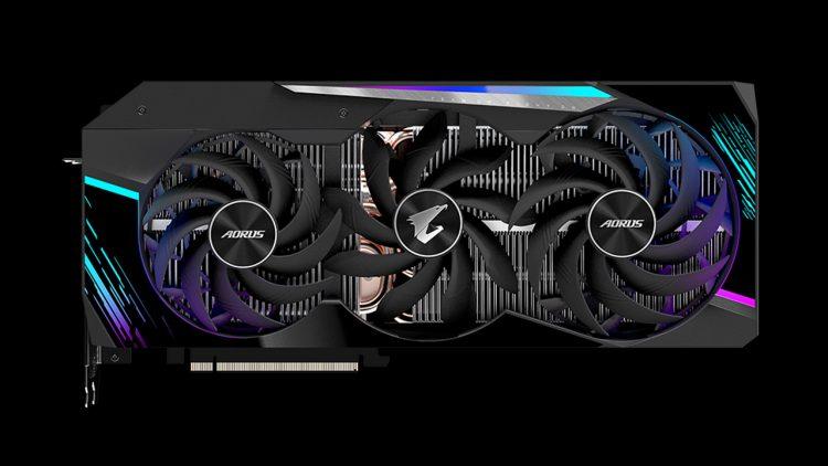 Gigabyte Rtx 3090 Aorus Master Cooler Web