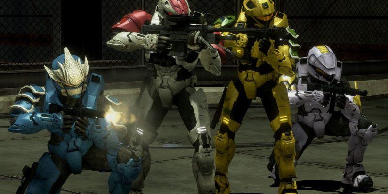 Halo Mcc Season 5 Armor