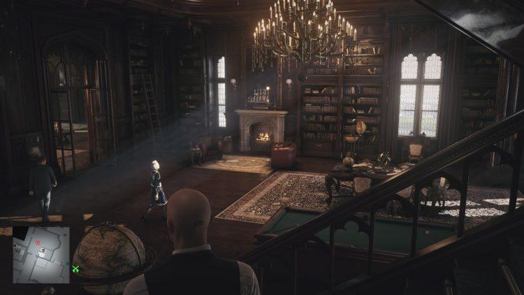 Hitman 3 Dartmoor Assassination Challenges Guide Alexa Carlisle 1