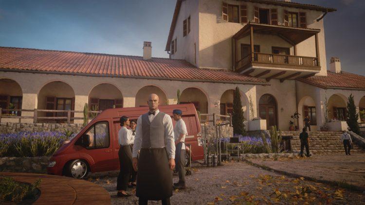 Hitman 3 Mendoza The Farewell Assassination Challenges Guide 1b