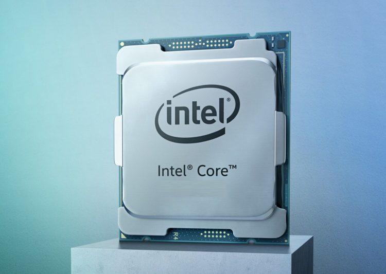 Display Intel Core CPU Alder Lake S.