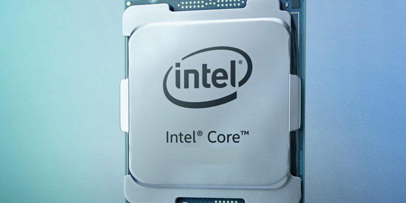 Intel Core CPU Alder Lake S