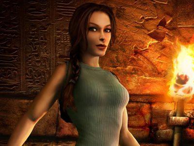 Fortnite Lara Croft leak