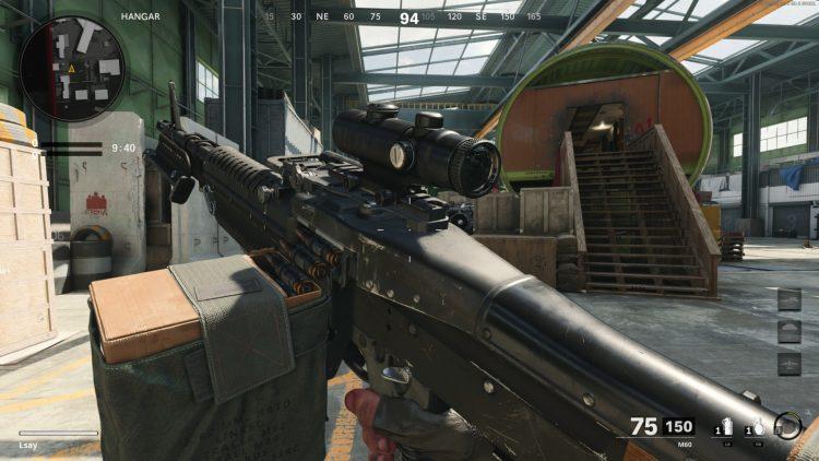M60 Warzone
