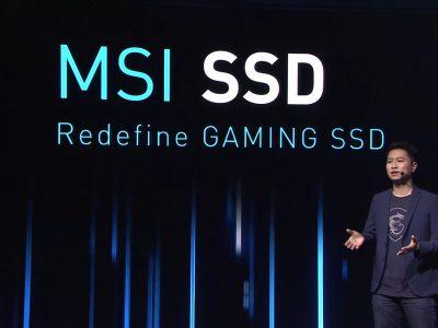 CES 2021 MSI SSD Premiere 2021 Tech For The Future (4)