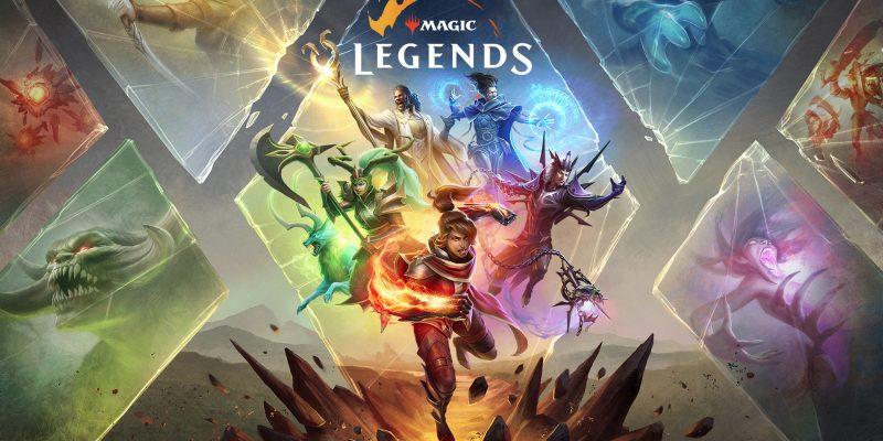 Magic Legends Open Beta