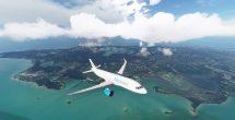 Microsoft Flight Simulator Bahamasair Airbus A320neo