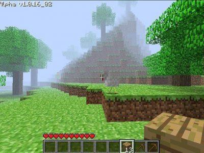 Minecraft Herobrine Seed