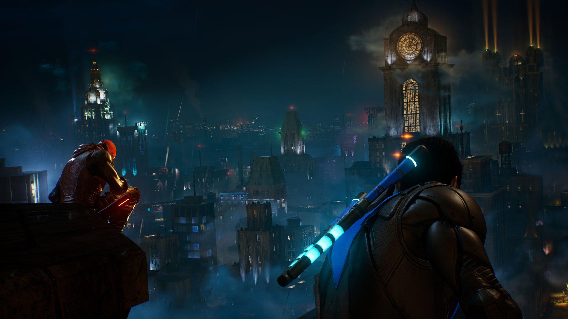New Gotham Knights' Details Talk Level Progression & Co Op (1)