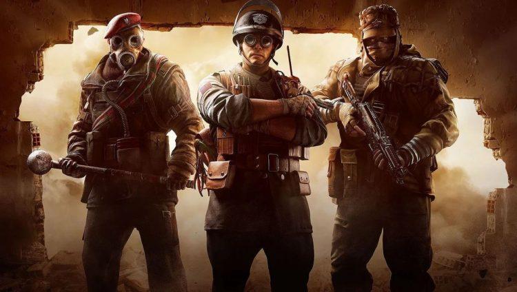 Rainbow Six Siege patch update