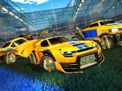 Rocket League Bbc