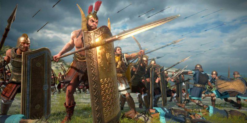 Total War Saga Troy Ajax Salamis Guide