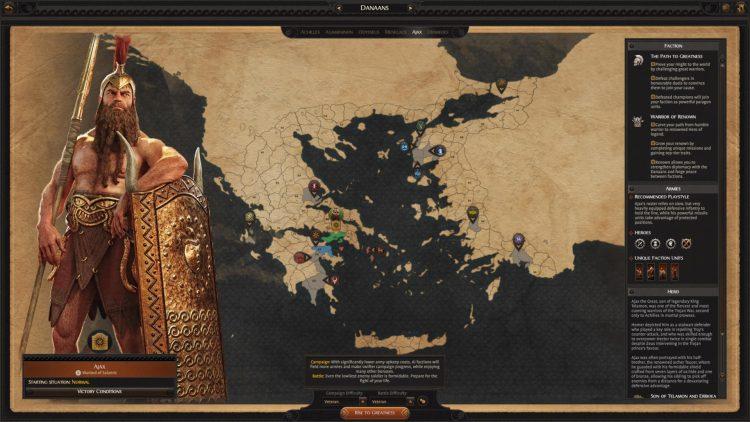 Total War Saga Troy Ajax Salamis Guide 1