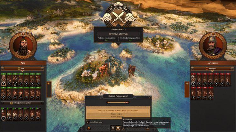 Total War Saga Troy Ajax Salamis Guide 4b