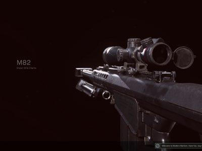 Warzone M82