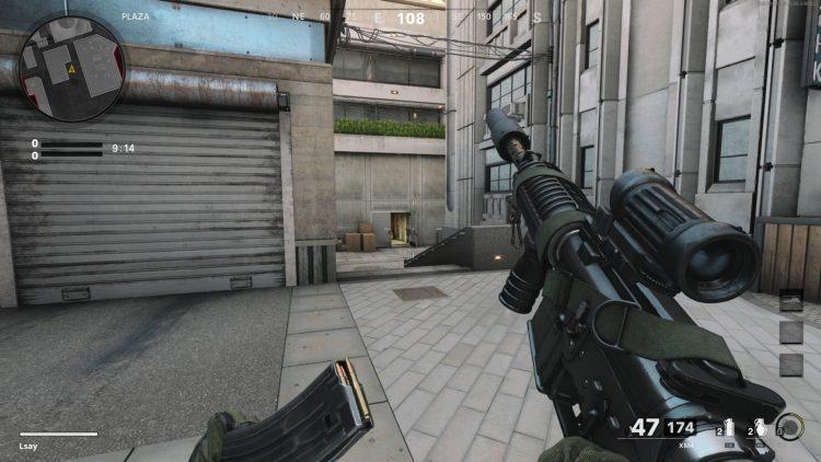 Warzone Xm4