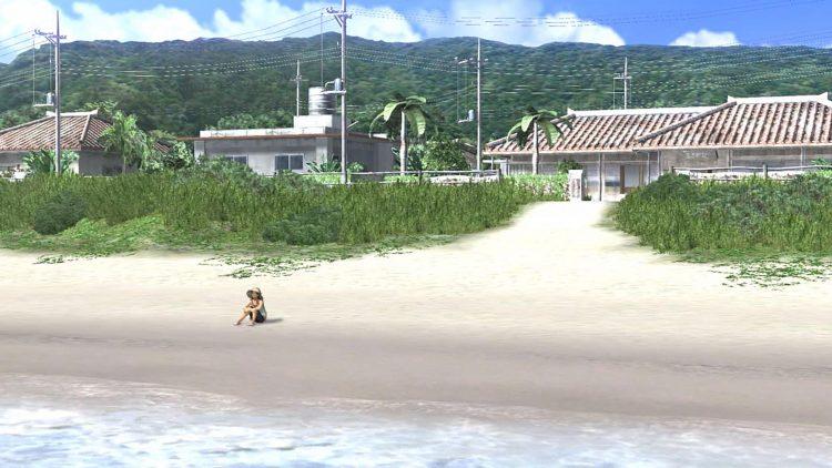 Yakuza 3 Opening