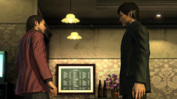 Yakuza 4 - Akiyama and Arai