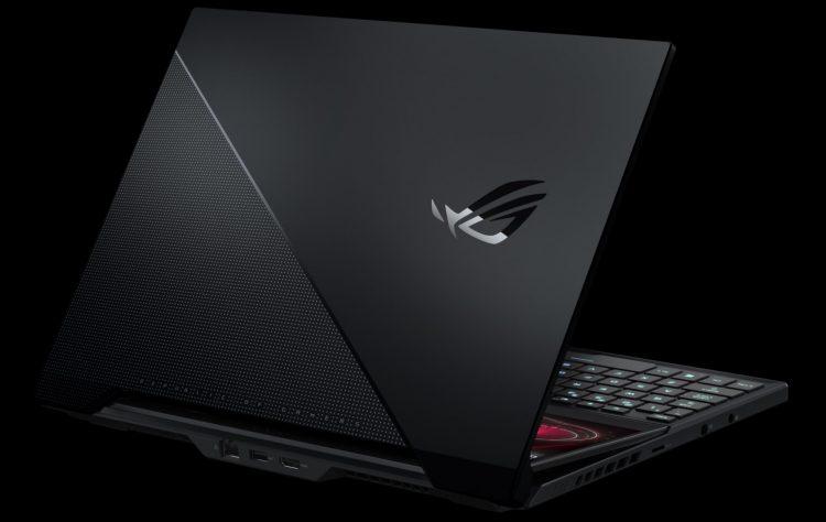 Asus Zvirus Rouge laptop