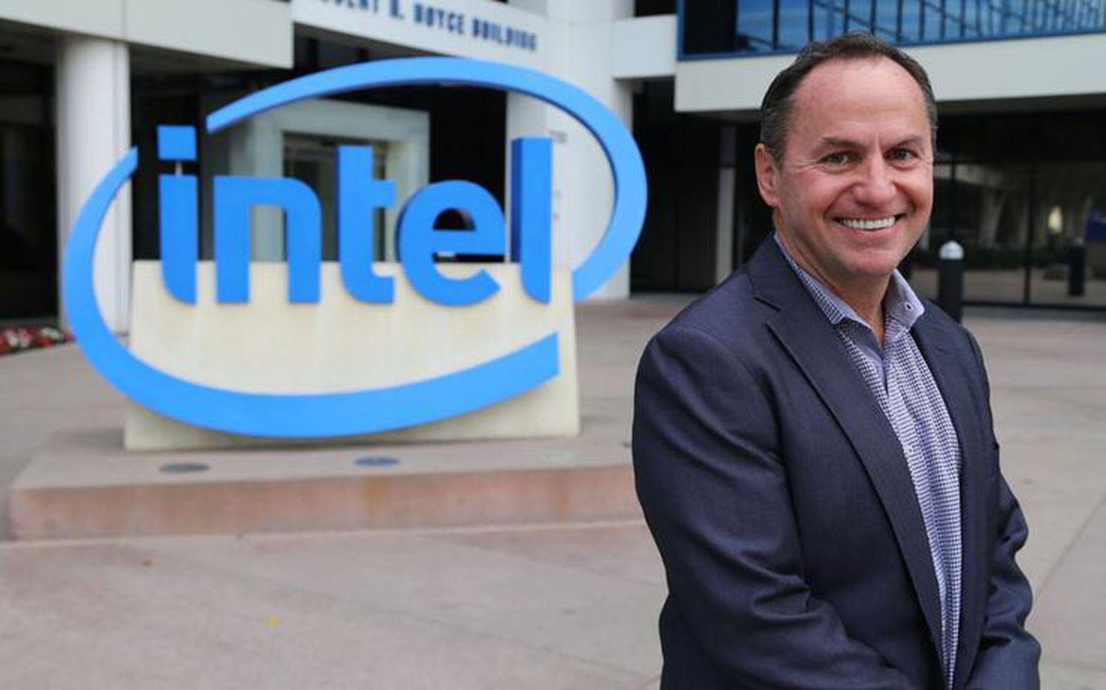 Bob Swan Intel CEO