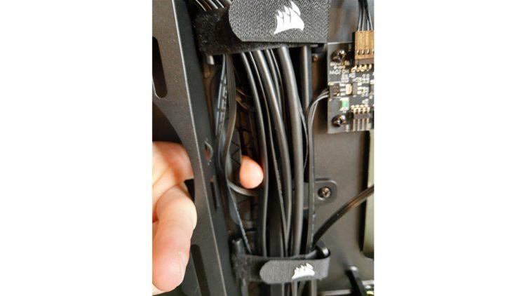 Corsair Grommets Cable Mangement Web