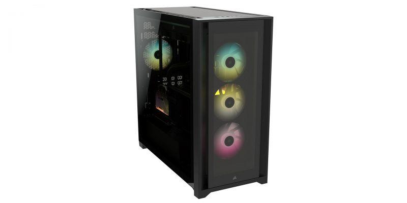 Corsair Icue 5000x Case Review