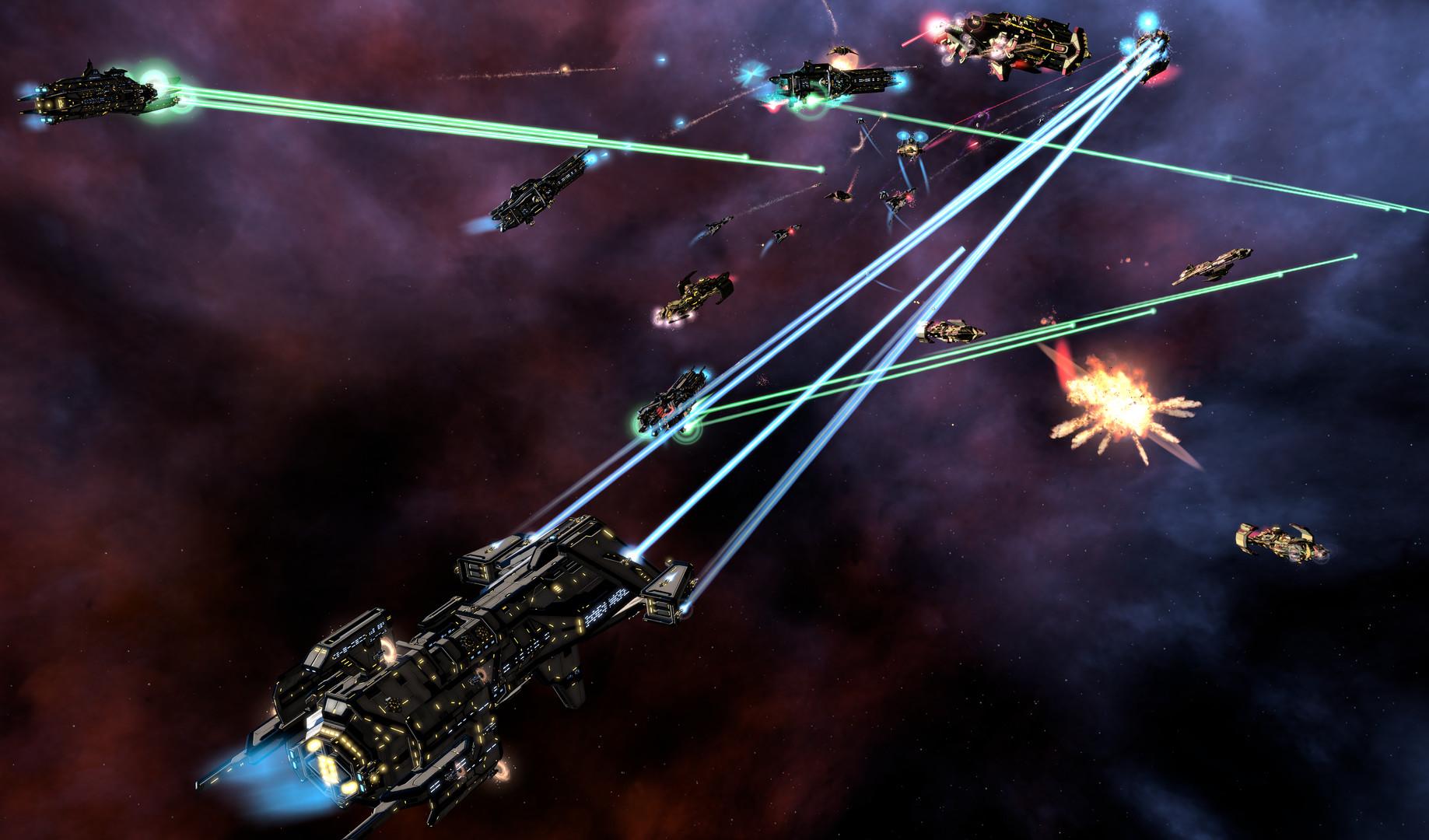 Galactic Civilizations Iii Free Epic Games Store