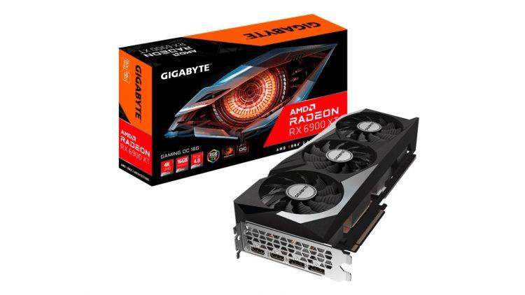 Gigabyte Rx 6900 Xt Aorus Master Gaming Oc