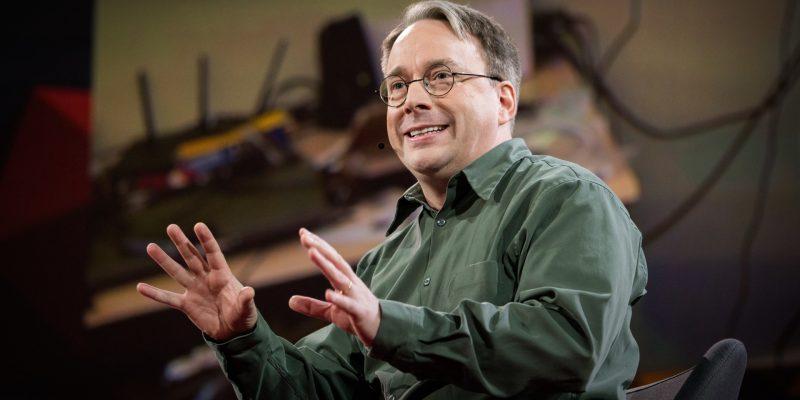 Linus Torvalds Ecc memory