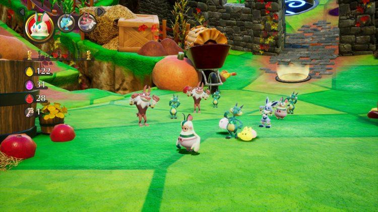 Balan Wonderworld demo impressions Piggle